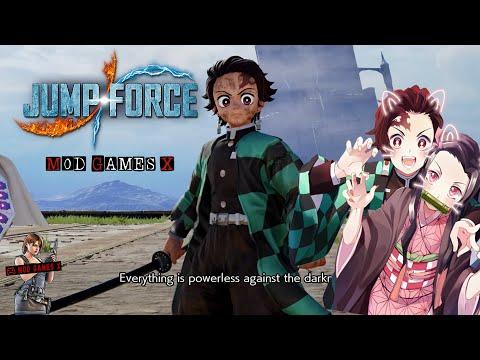 Tanjiro - Jump Force Mods