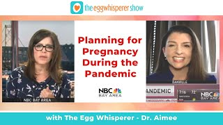 Planning for Pregnancy During the Pandemic