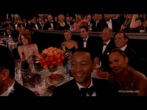 Ryan Gosling The Golden Globes Win And Speech 2017