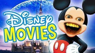 Annoying Orange -Biggest Disney Movies!!! (Supercut)