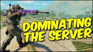 I DON'T THINK THE FRENCH LIKE ME ANYMORE? PALI RAMPART SOLO DESTRUCTION! COD BLACKOUT WIN!