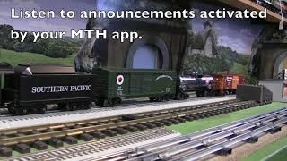 MTH 30-4245-1 Southern Pacific Freight Set