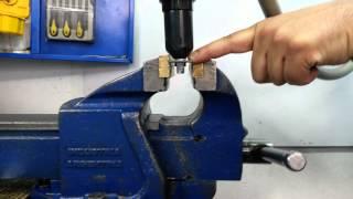 Uso Remachadora de Tuercas Neumatica Onpin OP PS10 G51