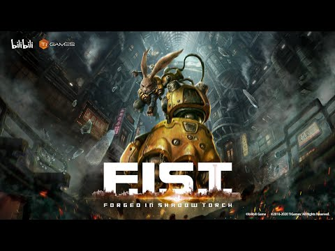 The Game Awards 2020 Trailer de F.I.S.T.: Forged in Shadow Torch