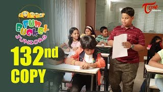 Fun Bucket JUNIORS   Episode 132   Telugu Comedy Web Series   by Nagendra K   TeluguOne