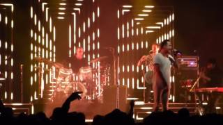 """Complicated & Fool's Gold"" Fitz and the Tantrums@The Fillmore Philadelphia 11/12/16"