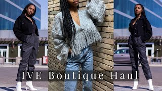 Black Owned Boutique Clothing Haul