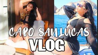 VLOG  GIRLS TRIP TO CABO SAN LUCAS!!