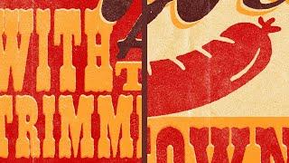 Vintage Letterpress Poster Design Photoshop Tutorial