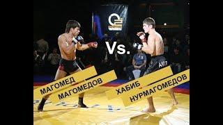 Хабиб Нурмагомедов vs Магомед Магомедов (2 бой Хабиба)