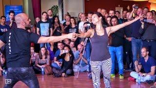Gabriel Papagaio & Olaya White Dendê - LambaZouk Dance 2 - Amsterdam Brazilian Dance Festival 2017