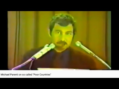 "Michael Parenti: ""There Are No Poor Countries"" (TMBS 156)"