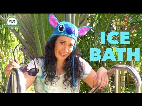 ICE BATH – Guide with Sara – Phuket Cleanse Detox in Thailand
