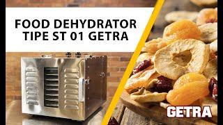 GETRA Food Dehydrator ST 01