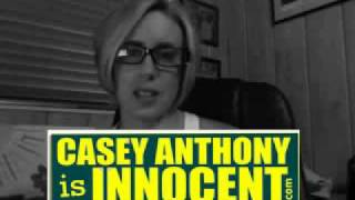 Casey Anthony - The First Video Diary Update