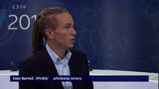 #15 Předvolební rozhovor: Ivan Bartoš /Piráti/