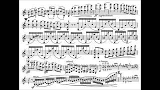 Moszkowski, Moritz violin concerto op.30