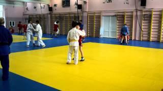 Тренировка 1 февраля 2014 года