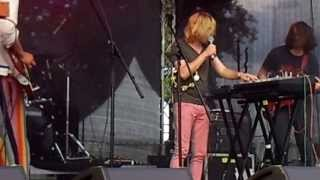 Ariel's Pink Haunted Graffiti Kinski Assassin live in Moscow