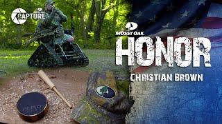 Christian Brown - HONOR - Mossy Oak