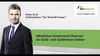 Attraktive Investment-Chancen im Gold- und Goldminen-Sektor