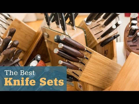 The Best Knife Sets