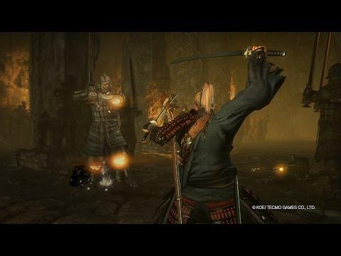 Nioh E3 Trailer thumbnail
