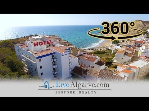 Hotel em pleno funcionamento, com 43 quartos, numa localização de sonho!