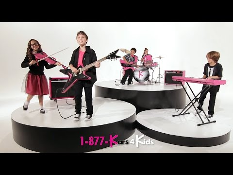 Kars4Kids Official TV Commercial (Kars for Kids Video Jingle)