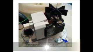 Fisher Paykel Washer Drain Pump Replacement