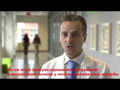 Как происходит смерть от цирроза