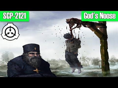 SCP-2121: God's Noose (euclid)