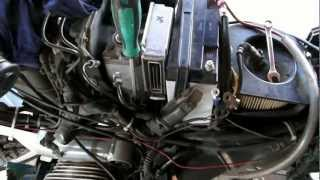 BMW ABS REMOVAL / INSTALLA -R1100RS