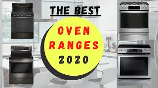 Best oven ranges 2020