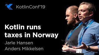 Kotlin Runs Taxes in Norway