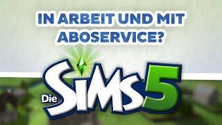 Die Sims 5 in ARBEIT und mit Abo-Service? | Short-News | sims-blog.de