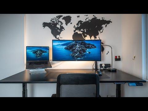 $6000 Desk Setup for Maximum Productivity and Aesthetics (2020)