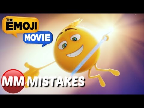 The Emoji (2017) Biggest Movie Mistakes, Goofs, Fails & Everything Wrong You Missed