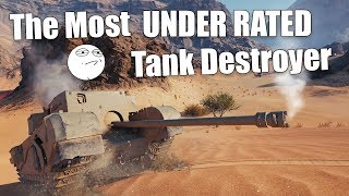 WoT || The Most UNDER RATED Tank Destroyer...