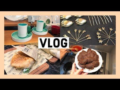 VLOG | Alışveriş & Yemek & Terapi