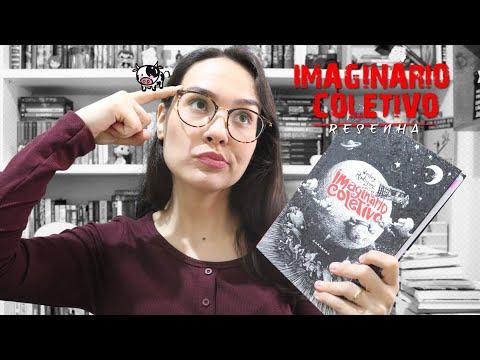 IMAGINÁRIO COLETIVO DE WESLEY RODRIGUES | DARKSIDE | RESENHA - DIA DE LIVRO