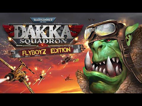 Gameplay de Warhammer 40,000: Dakka Squadron