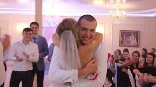 Примета поймать подвязку на свадьбе