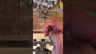 Mr Doug's eazy axle tip