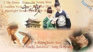 Tổng hợp nhạc phim Mây Họa Ánh Trăng(Moonlight Drawn by Clouds OST part 1,2,3,4,5)
