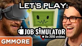 Let's Play: Job Simulator