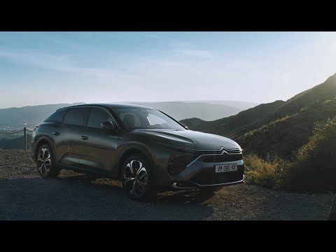 Musique publicité Citroën L'alliance magique d'une berline, d'un break et d'un SUV – Citroën C5 X    Juillet 2021