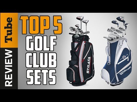 ✅Golf: Best Golf Clubs (Buying Guide)