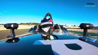 Teste Formula E - Video On board