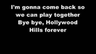Sunrise Avenue - Hollywood Hills [Lyrics on Screen] (New Song 2011)